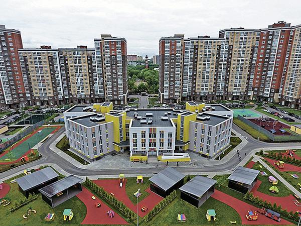 Жилье и инфраструктура в Новой Москве